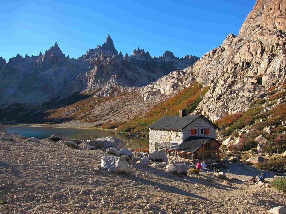 Refugio Frey Caminhada