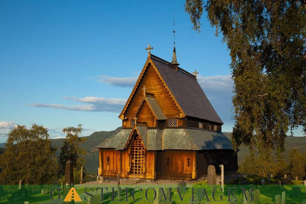 Reinli Stave Igreja