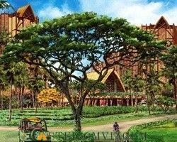 Resort da Disney Aulani e spa