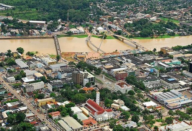 Rio Branco acre