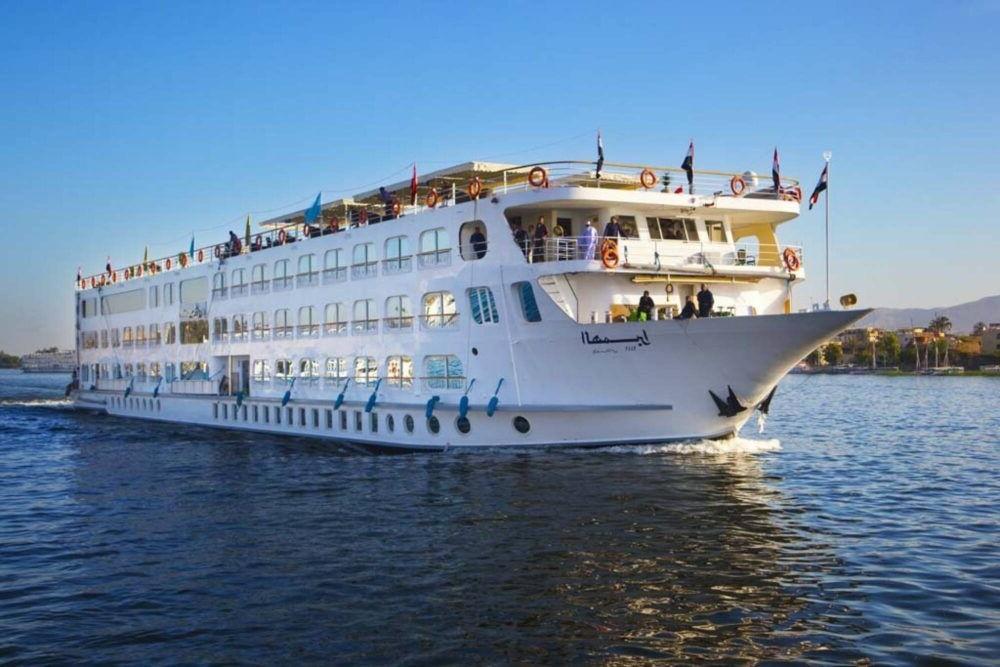 Rio Nilo Cruise