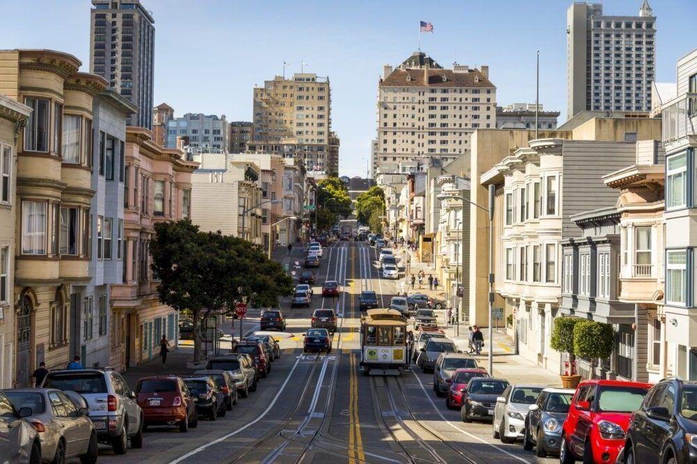 2 San Francisco