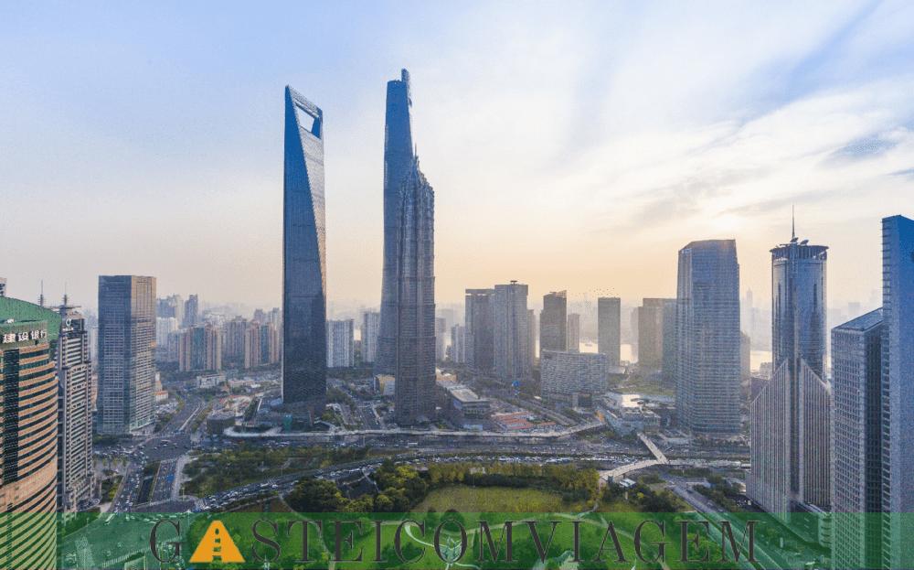 Shanghai World Financial Center png
