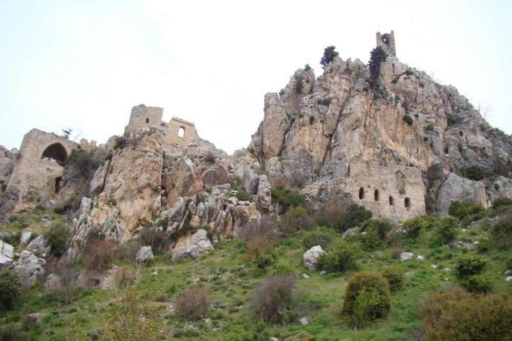 St Hilarion Castelo