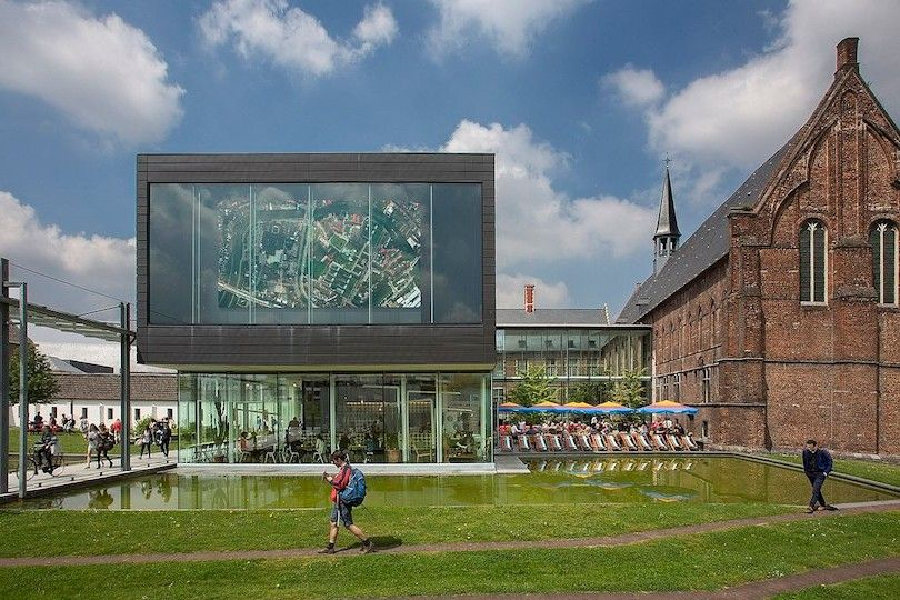 stam Museu da Cidade de Ghent