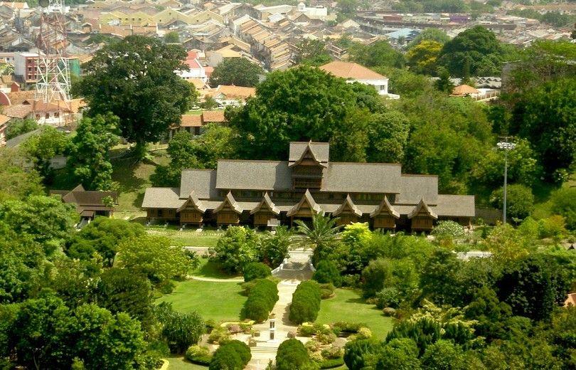 Sultanato de Malaca Palace