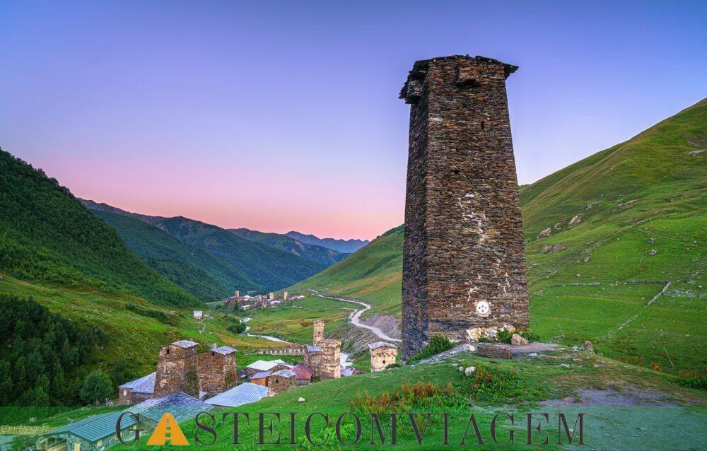 Svaneti Torre
