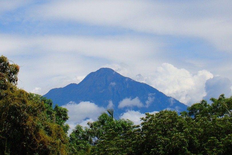 tacana vulcão
