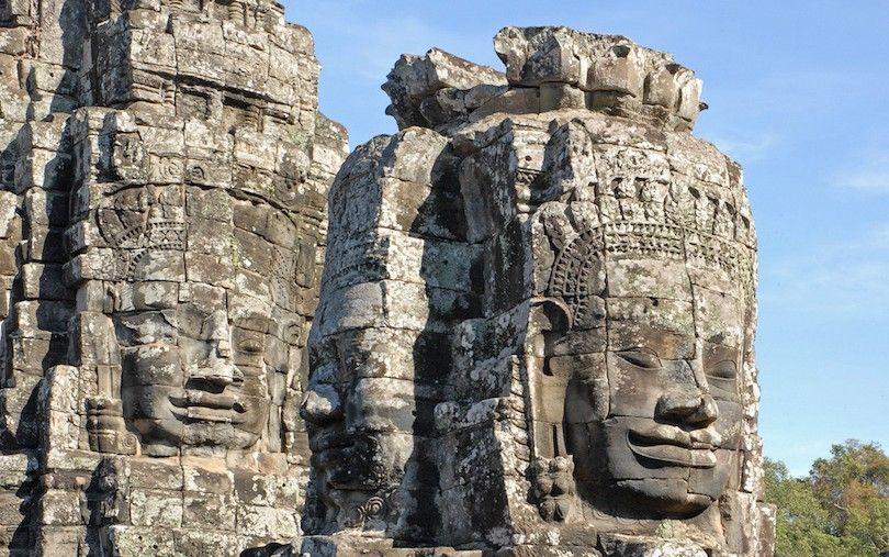 Tailândia combinado com cambodia