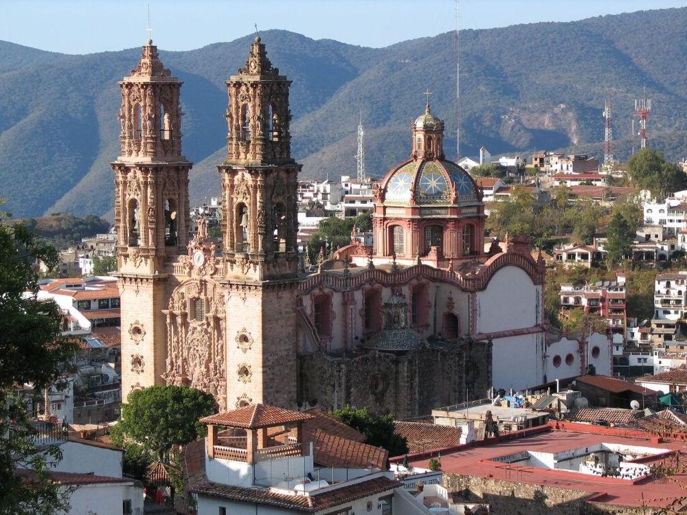 Templo de Santa Prisca