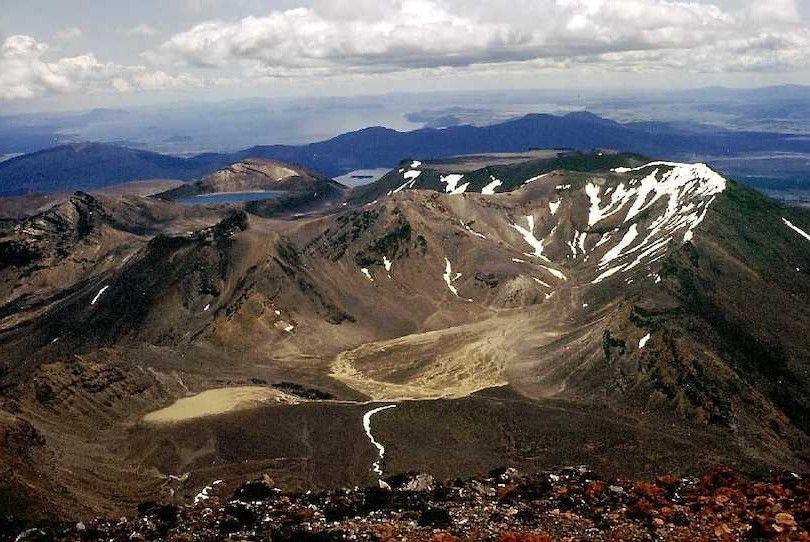 Tongariro Monte