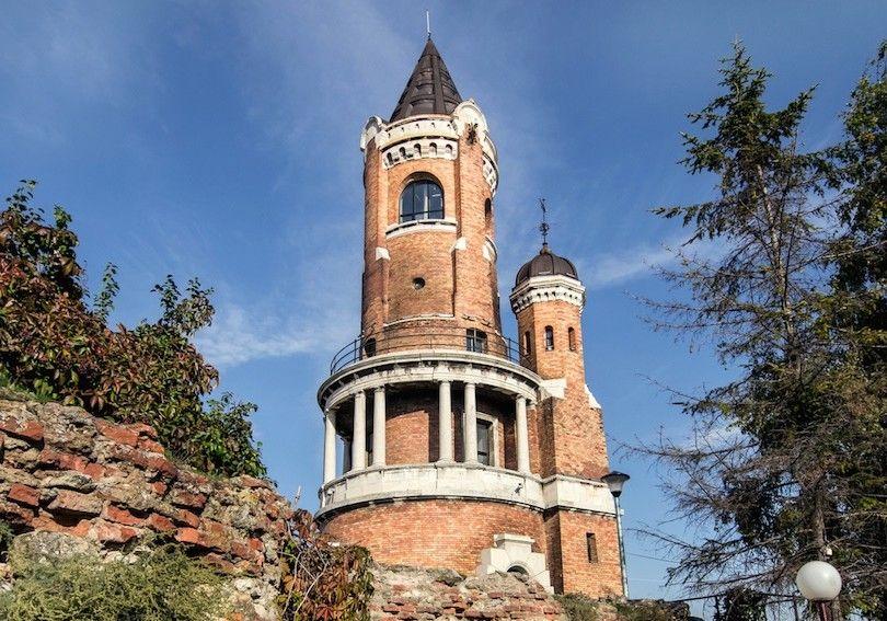 torre de Gardos