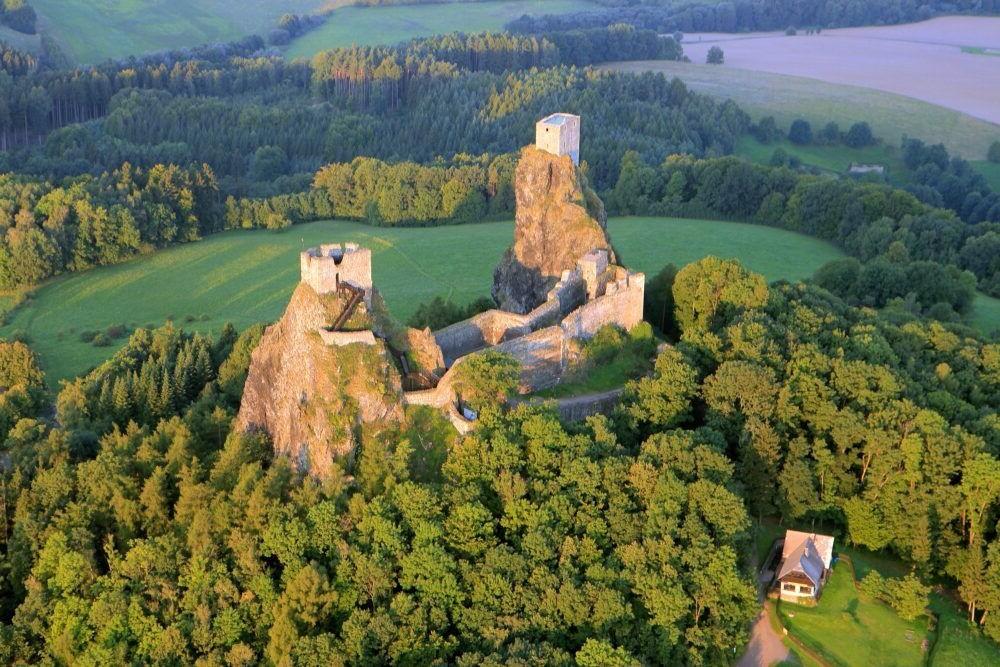 Trosky Castelo