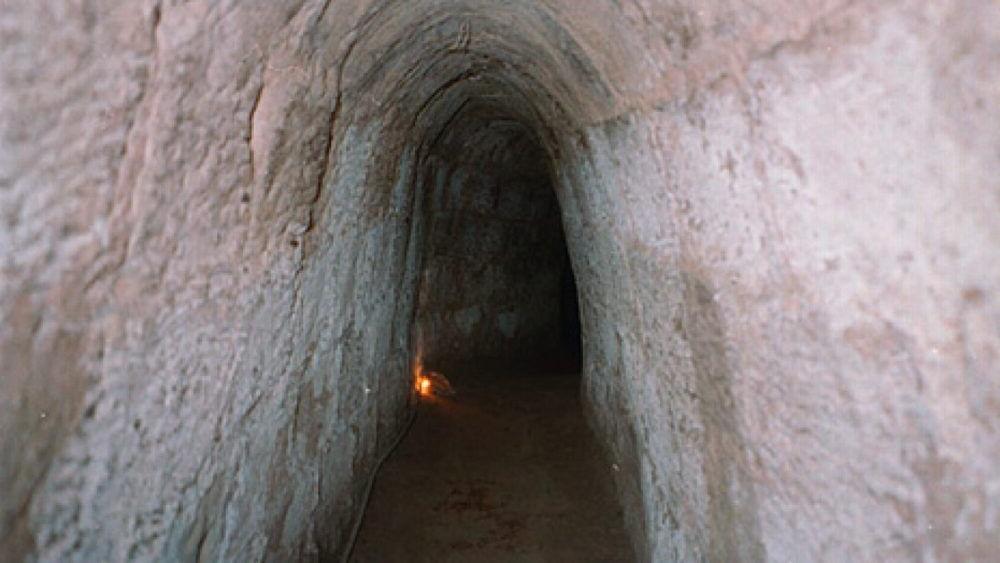 Turismo Cu Chi Tunnels
