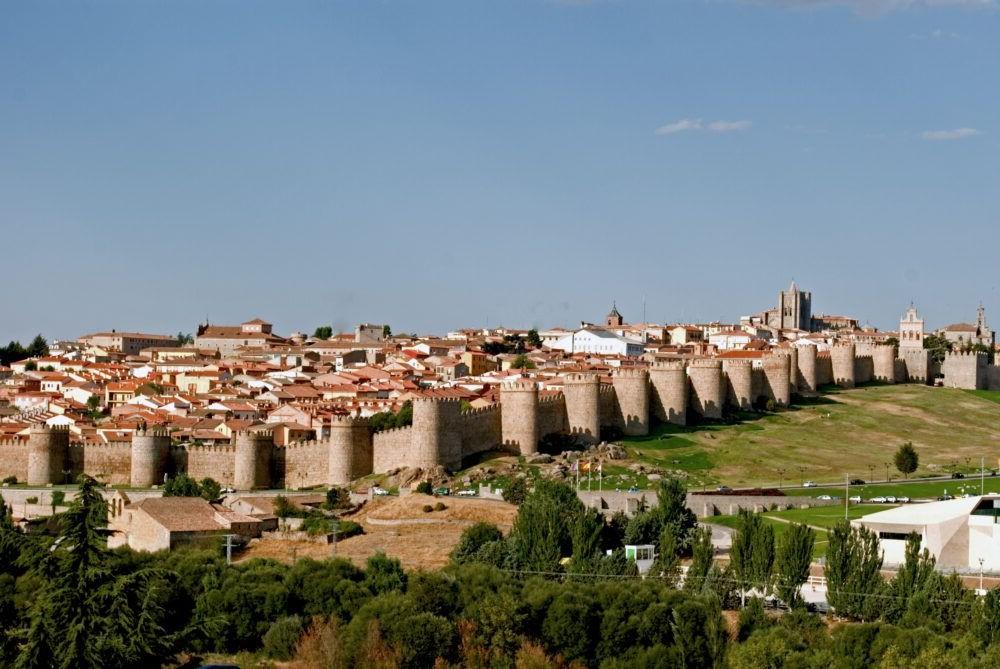 turismo em Avila Espanha