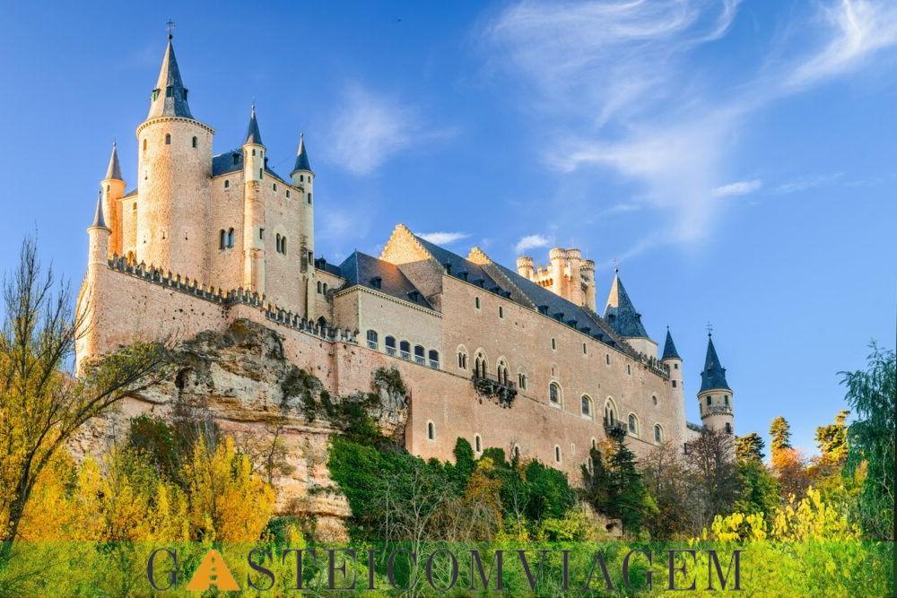 Turismo em Segóvia Espanha