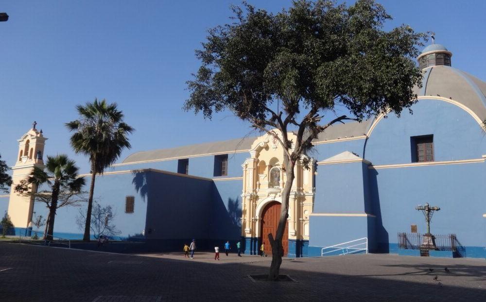 Turismo no Monasterio de Santa Catalina