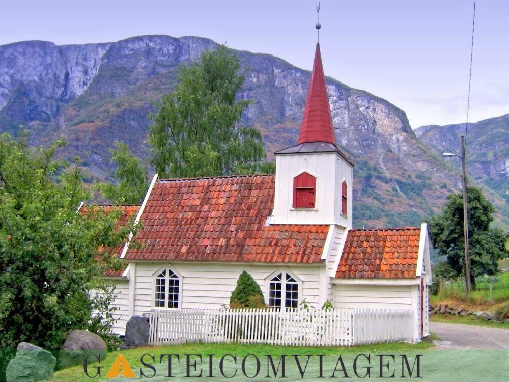 Undredal Stave Igreja