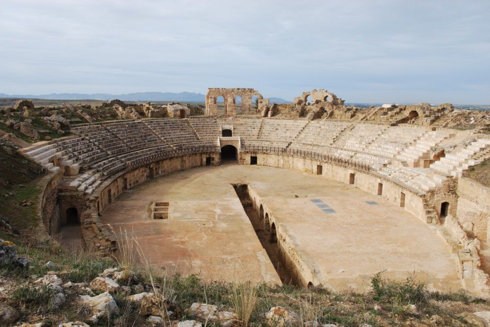 Uthina Anfiteatro