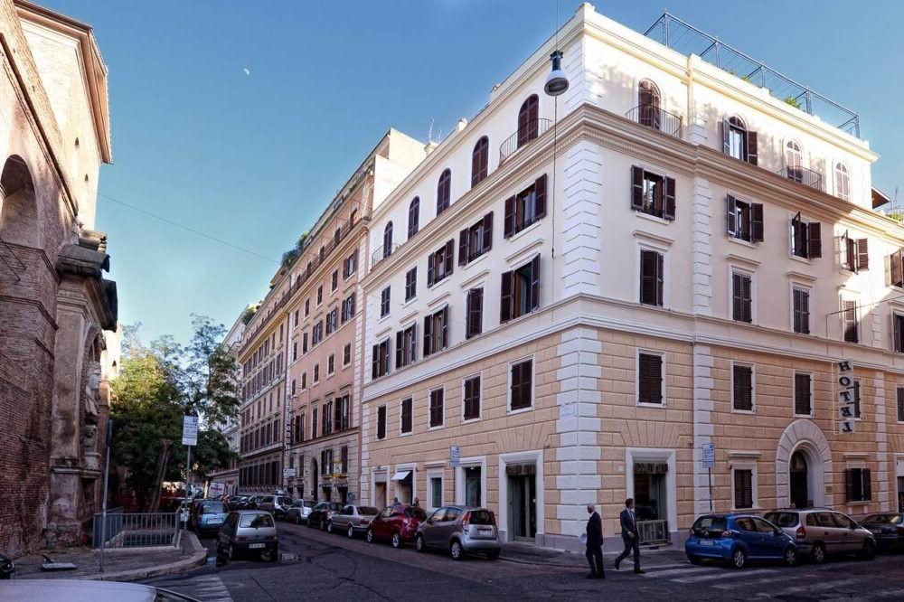 Via Veneto Villa Borghese