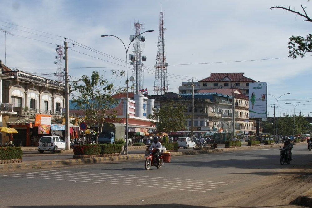 Visita Kampong Thom