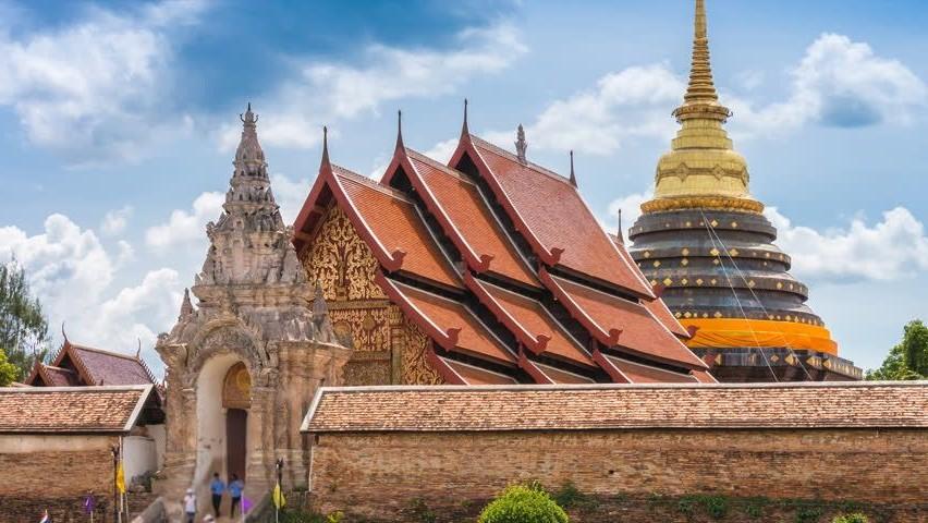 Wat Phra Isso Lampang Luang