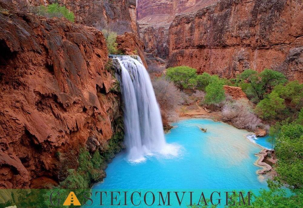 Waterfall Havasu