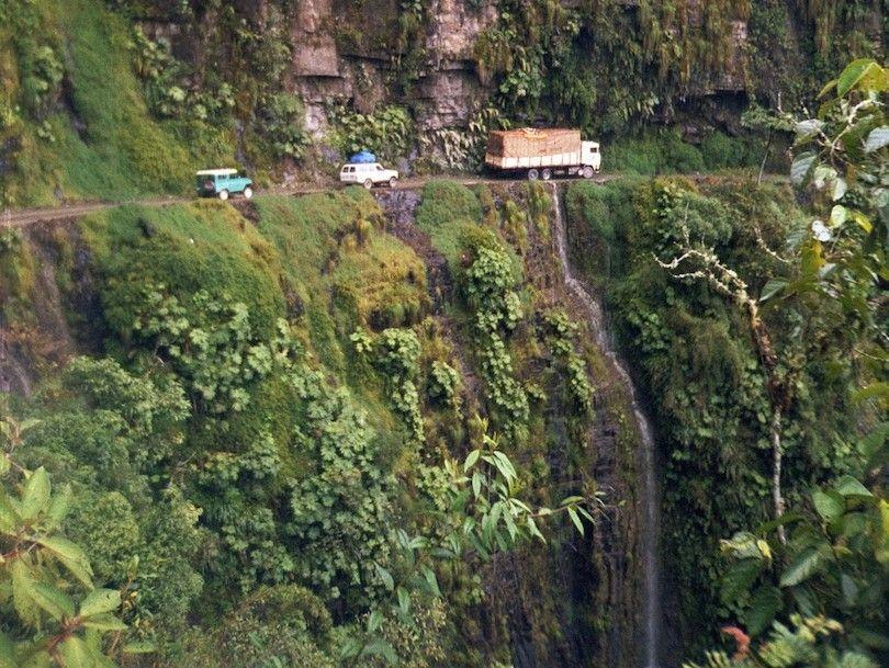 yungas estrada